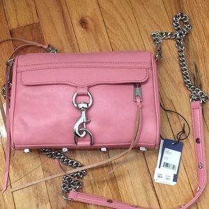 New Rebecca Minkoff Mini Mac Crossbody